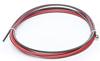 Канал стальной (красный) 1.0-1.2mm, 3,4м
